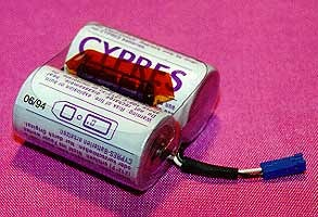 Batérie pre CYPRES 1