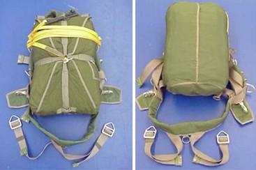 Výsadkové padáky - obr.5