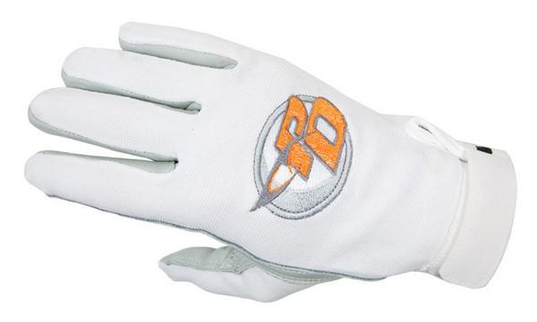 PD rukavice biele