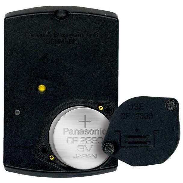PROTRACK - umiestnenie batérií
